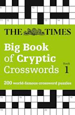 The Times Big Book of Cryptic Crosswords Book 1