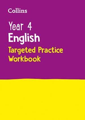 Bog, paperback Year 4 English Targeted Practice Workbook af KS2 Collins