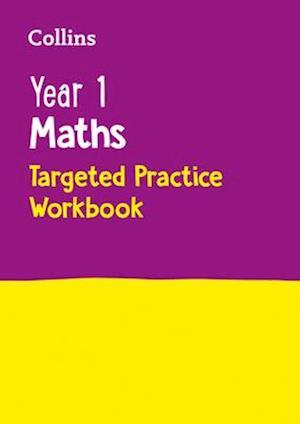 Bog, paperback Year 1 Maths Targeted Practice Workbook