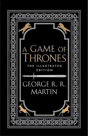 A Game of Thrones af George R. R. Martin