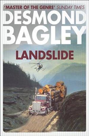 Bog, paperback Landslide af Desmond Bagley