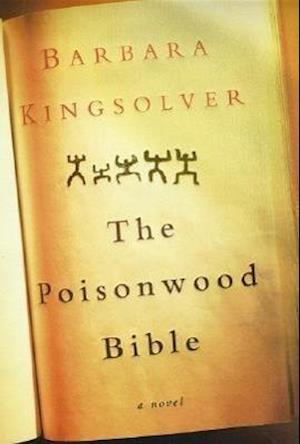 Bog, hardback The Poisonwood Bible af Barbara Kingsolver