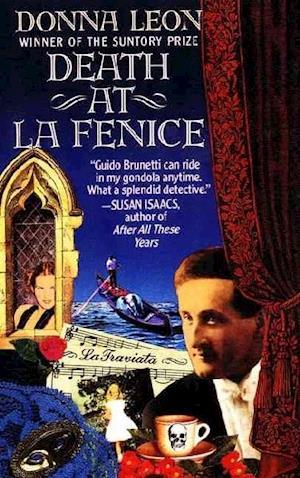 Death at La Fenice af Donna Leon