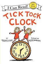 Tick Tock Clock af Robert Neubecker, Margery Cuyler