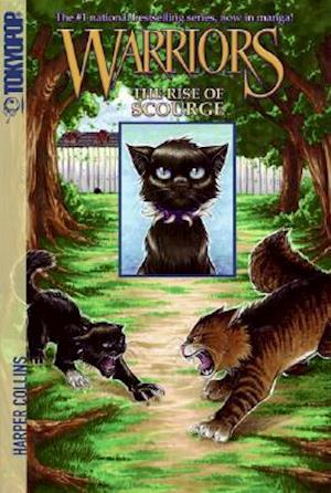 The Rise of Scourge af Erin Hunter, Dan Jolley
