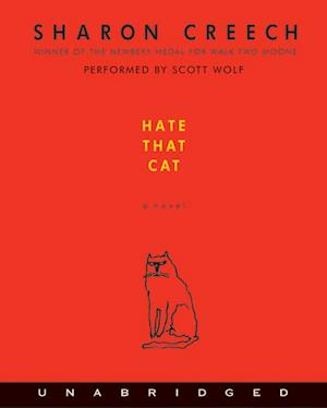 Lydbog, CD Hate That Cat af Sharon Creech