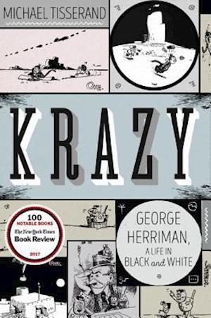 Bog, hardback Krazy af Michael Tisserand