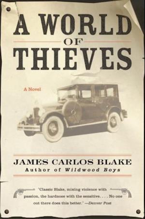 World of Thieves af James Carlos Blake