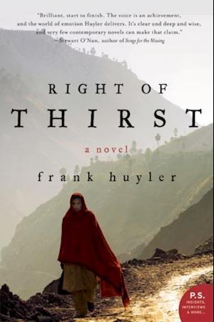 Right of Thirst af Frank Huyler
