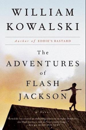 Adventures of Flash Jackson af William Kowalski