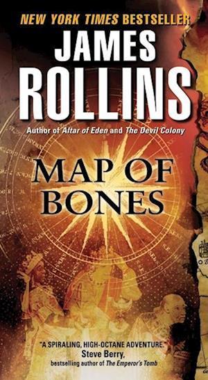 Map of Bones af James Rollins