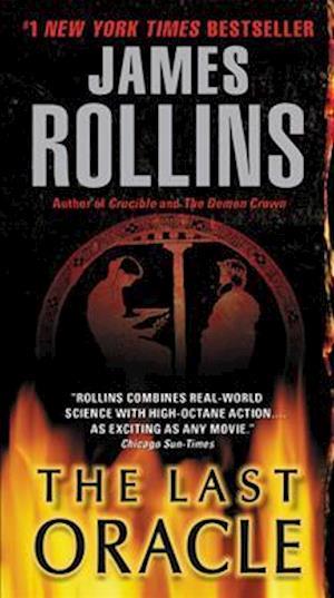 The Last Oracle af James Rollins