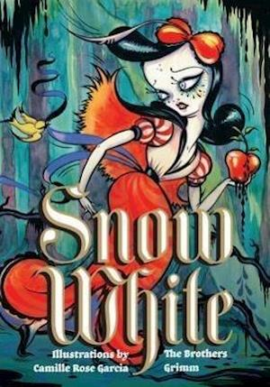 Snow White af Brothers Grimm, Camille Rose Garcia