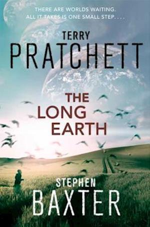 The Long Earth af Terry Pratchett, Stephen Baxter