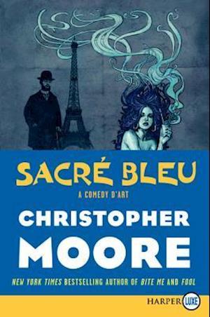 Bog, paperback Sacre Bleu af Christopher Moore