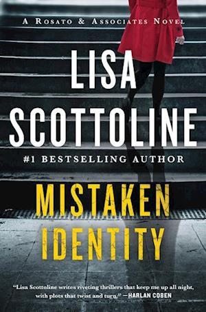 Mistaken Identity af Lisa Scottoline