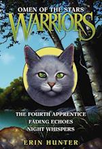 Warriors: Omen of the Stars Box Set