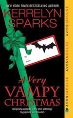 Very Vampy Christmas (A Love at Stake Novella)