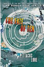 The Fate of Ten (Lorien Legacies)