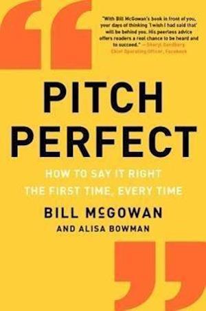 Pitch Perfect af Bill McGowan