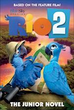 Rio 2: The Junior Novel af Christa Roberts