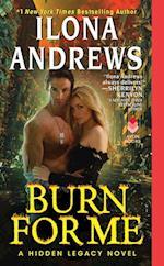 Burn for Me af Ilona Andrews