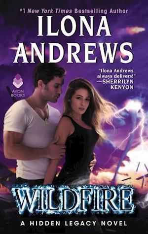Bog, paperback Wildfire af Ilona Andrews