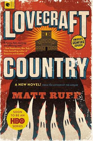 Bog, paperback Lovecraft Country af Matt Ruff