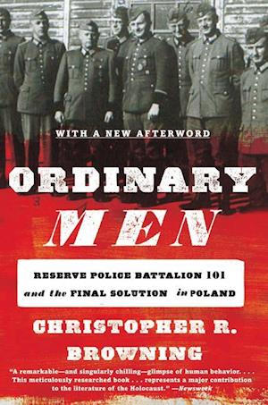 Bog, paperback Ordinary Men af Christopher R. Browning
