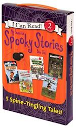 My Favorite Spooky Stories Box Set (I Can Read. Level 2)