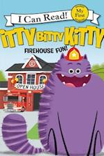 Firehouse Fun (My First I Can Read)