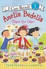 Amelia Bedelia Takes the Cake (Amelia Bedelia I Can Read)