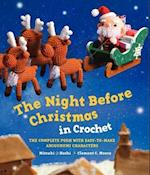 The Night Before Christmas in Crochet af Clement C. Moore