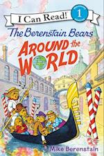 The Berenstain Bears Around the World (Berenstain Bears I Can Read)