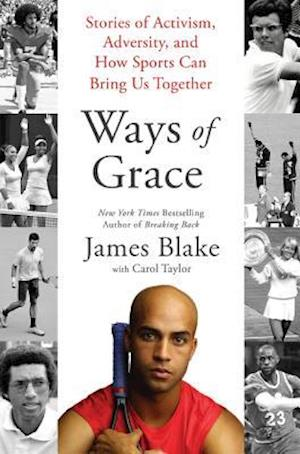 Bog, hardback Ways of Grace af James Blake
