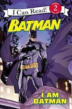 I Am Batman (I Can Read. Level 2)