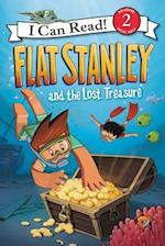 Flat Stanley and the Lost Treasure (I Can Read. Level 2)