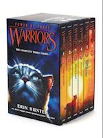 Warriors Power of Three Box Set (Warriors: Power of Three)