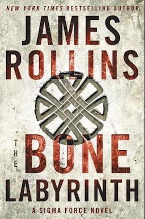 The Bone Labyrinth af James Rollins