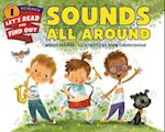 Sounds All Around (Let'S-Read-And-Find-Out Science. Stage 1)