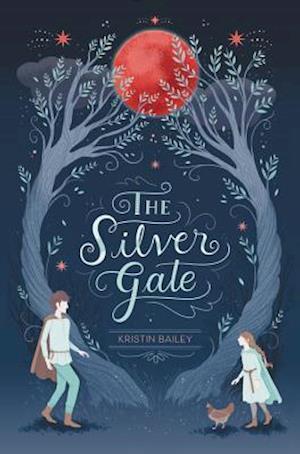 Bog, hardback The Silver Gate af Kristin Bailey