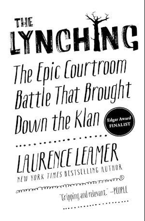 Bog, paperback The Lynching af Laurence Leamer