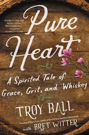 Bog, hardback Pure Heart af Troylyn Ball