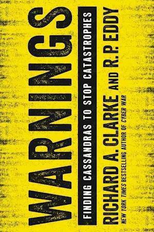 Bog, hardback Warnings af R. P. Eddy, Richard A. Clarke