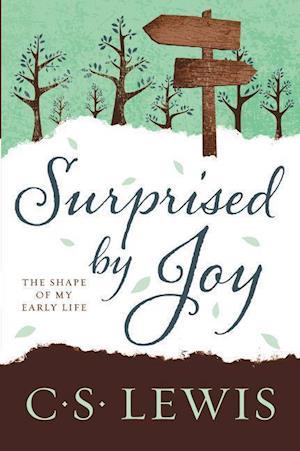 Bog, paperback Surprised by Joy af C. S. Lewis