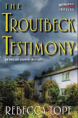 Bog, paperback The Troutbeck Testimony af Rebecca Tope