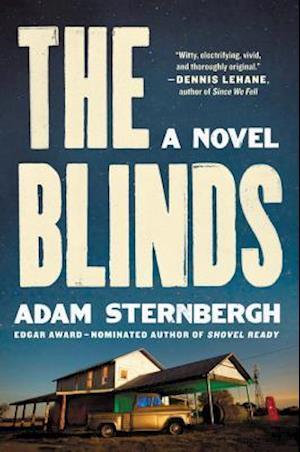 Bog, hardback The Blinds af Adam Sternbergh