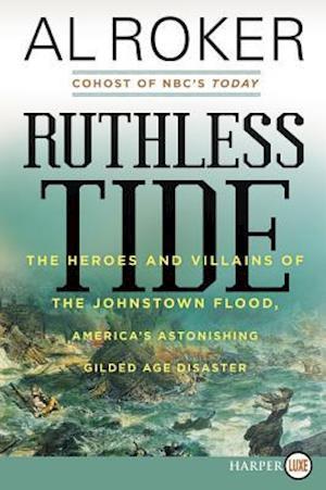 Bog, paperback Ruthless Tide af Al Roker