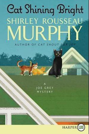 Bog, paperback Cat Shining Bright af Shirley Rousseau Murphy