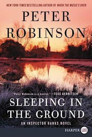 Bog, paperback Sleeping in the Ground af Peter Robinson